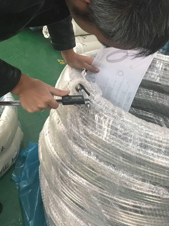 无缝钢管产生偏心(厚度不均)有原因